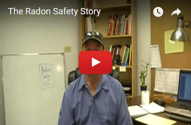 The Radon Safety Story video