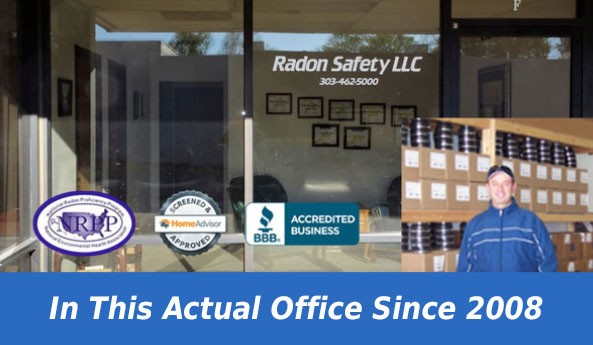 The Radon Safety LLC Office